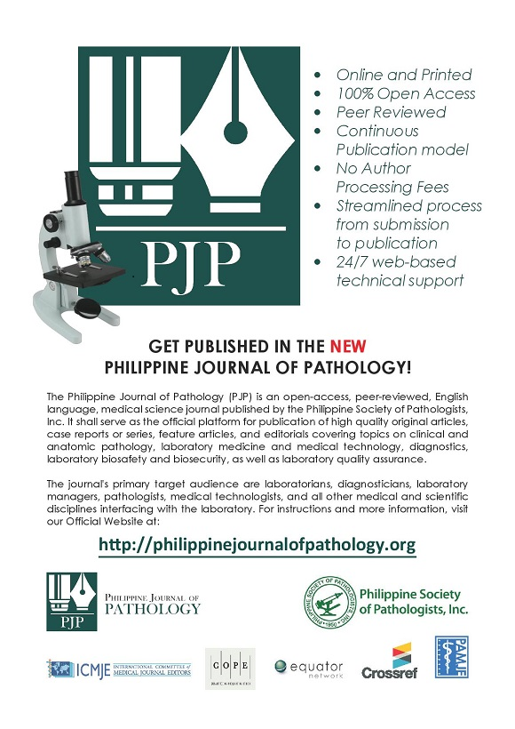 Get Published in PJP